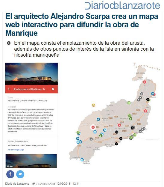 DIARIO DE LANZAROTE WEB 12/6/2019
